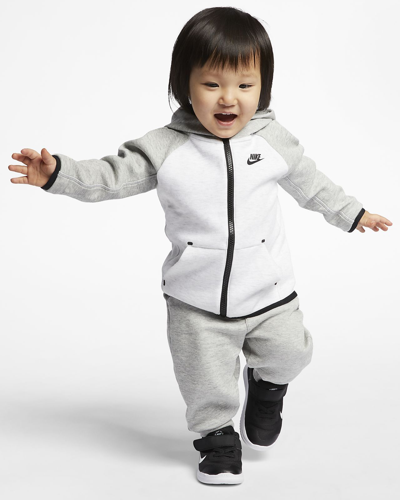161ce53c32e47 Nike Sportswear Tech Fleece Infant 2-Piece Set
