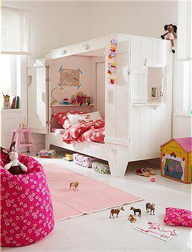 kojenbett f r kinder genau das richtige f r wilde jungs und m dchen denn wenns ins bett geht. Black Bedroom Furniture Sets. Home Design Ideas