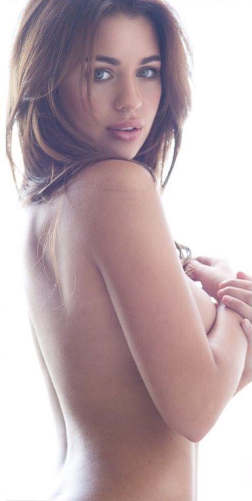 naked Holly jade