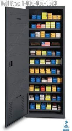 heavy duty ammo cabinets lockers police department secure rh pinterest com