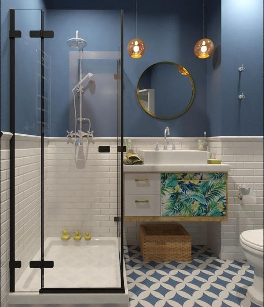 Photo of 50 impressive ideas for the shower in the bathroom – DIY and decoration