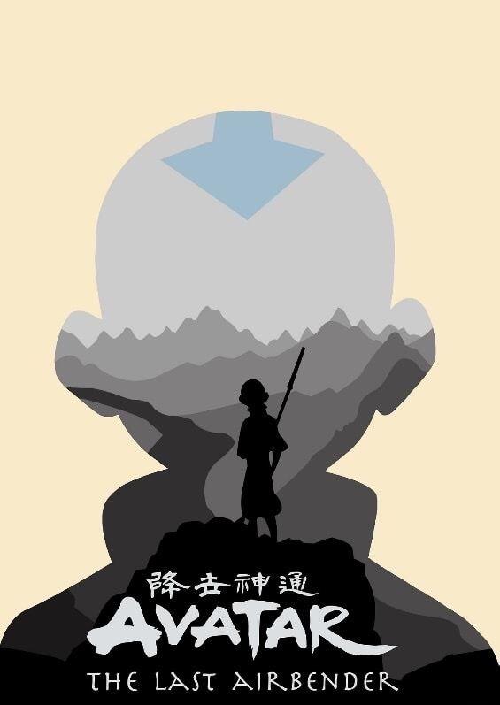 Pin By Vincent Louis On Avatar Atla Lok Avatar Airbender Avatar Poster Avatar The Last Airbender Art