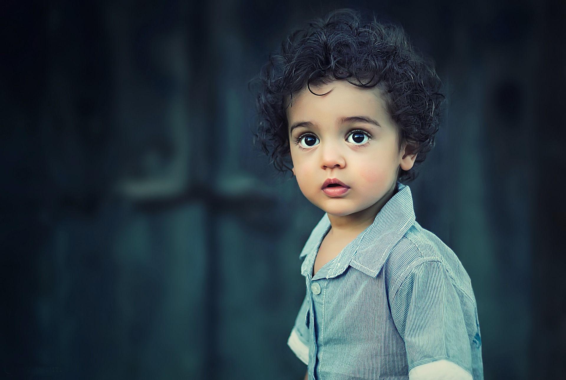 Beautiful Baby Photo Retouching And Editing