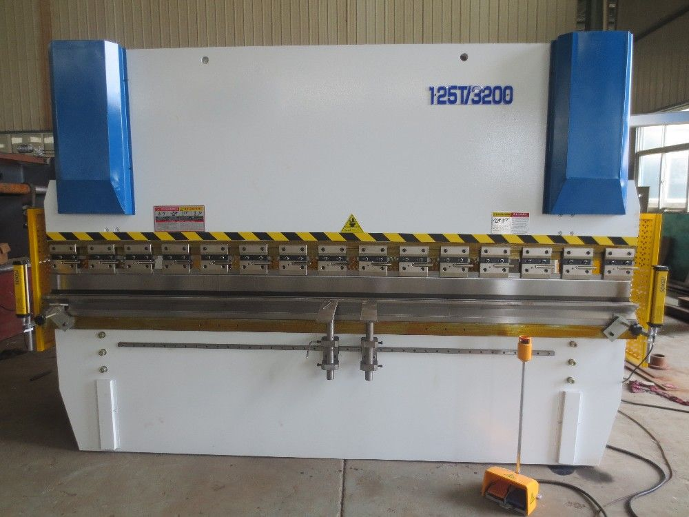 125T*3200 servo cnc press brake, View cnc hydraulic press