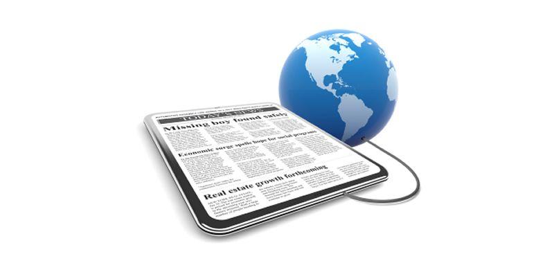Publicaciones actualizadas Sitio Web