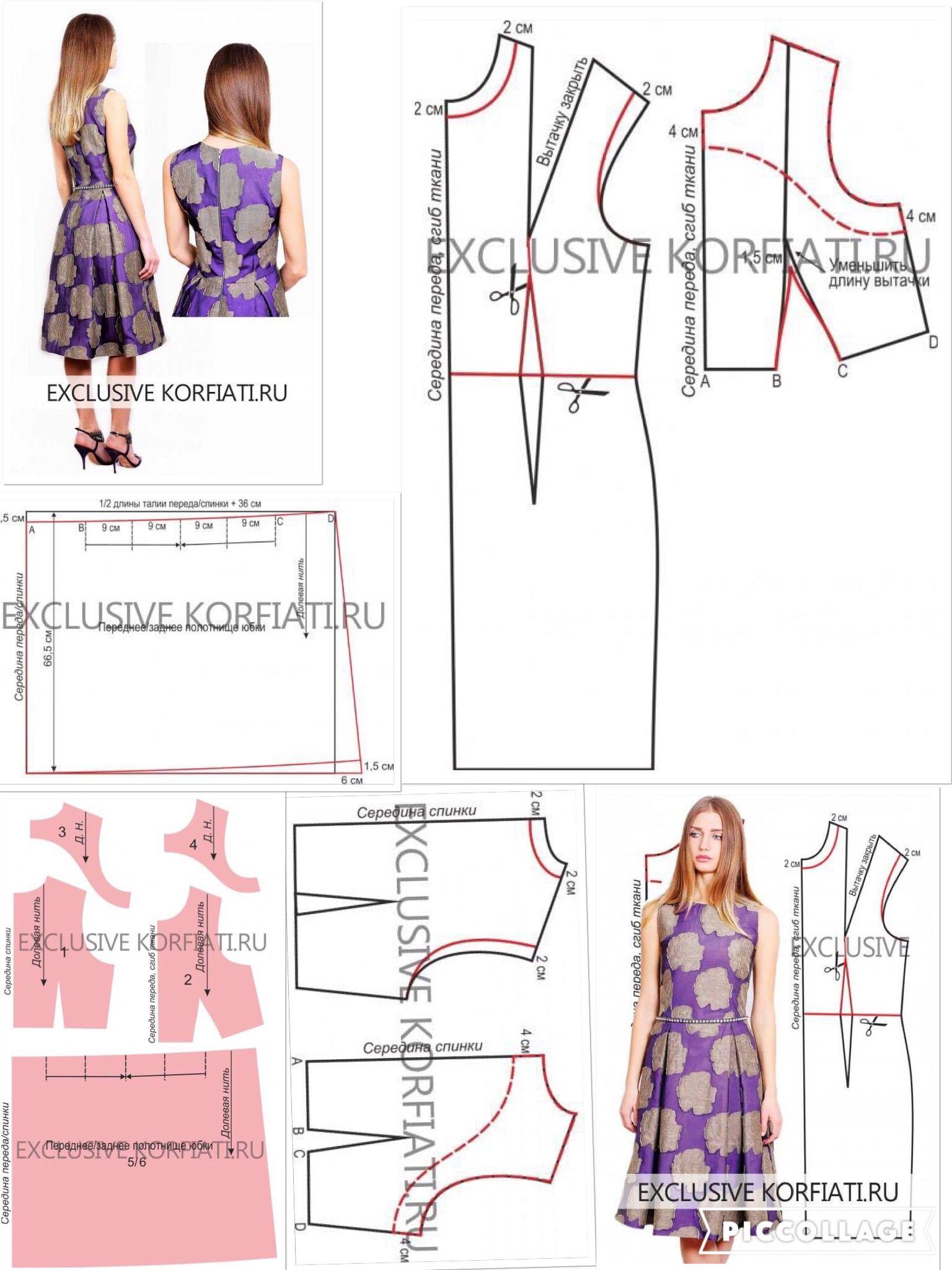 Pin de Rudri C en Costura en general   Pinterest   Costura, Vestidos ...