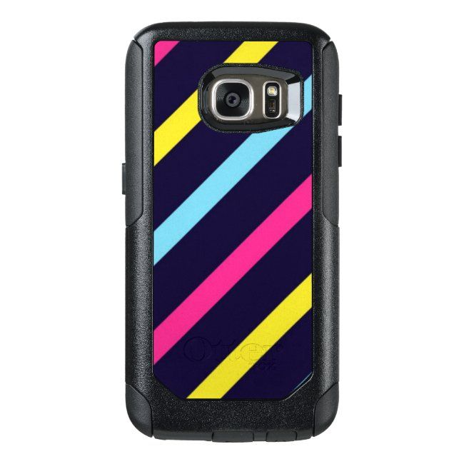 Stripes OtterBox Samsung Galaxy Case | Zazzle.com