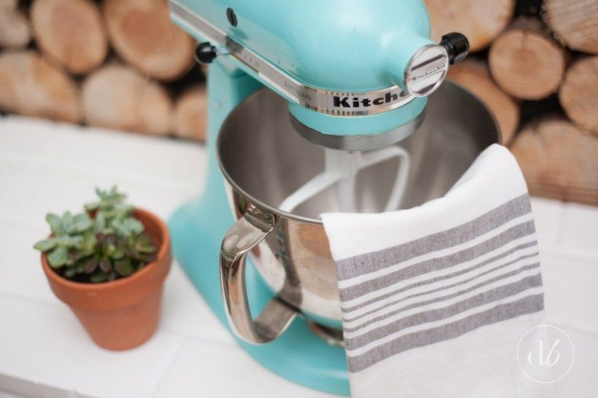 How to paint your kitchenaid mixer dwell beautiful