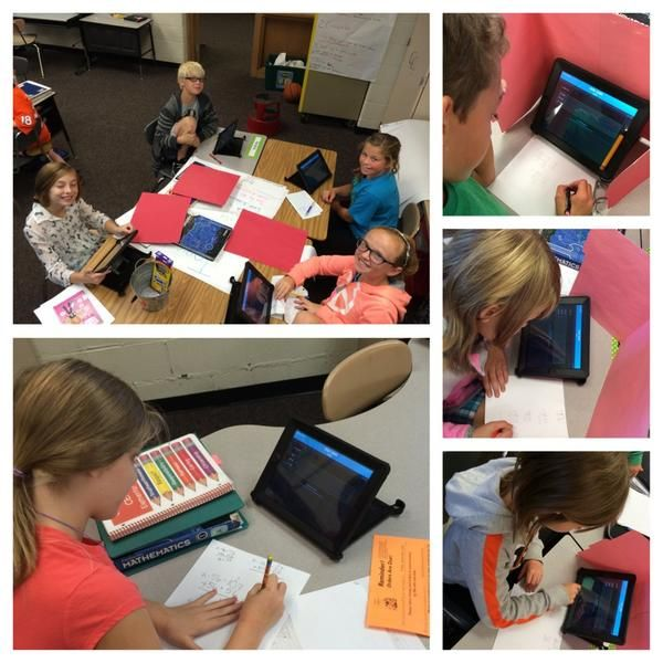 Grade 5 Adv. Math. Socrative quiz gives immediate feedback. #variablepractice #easyalgebra