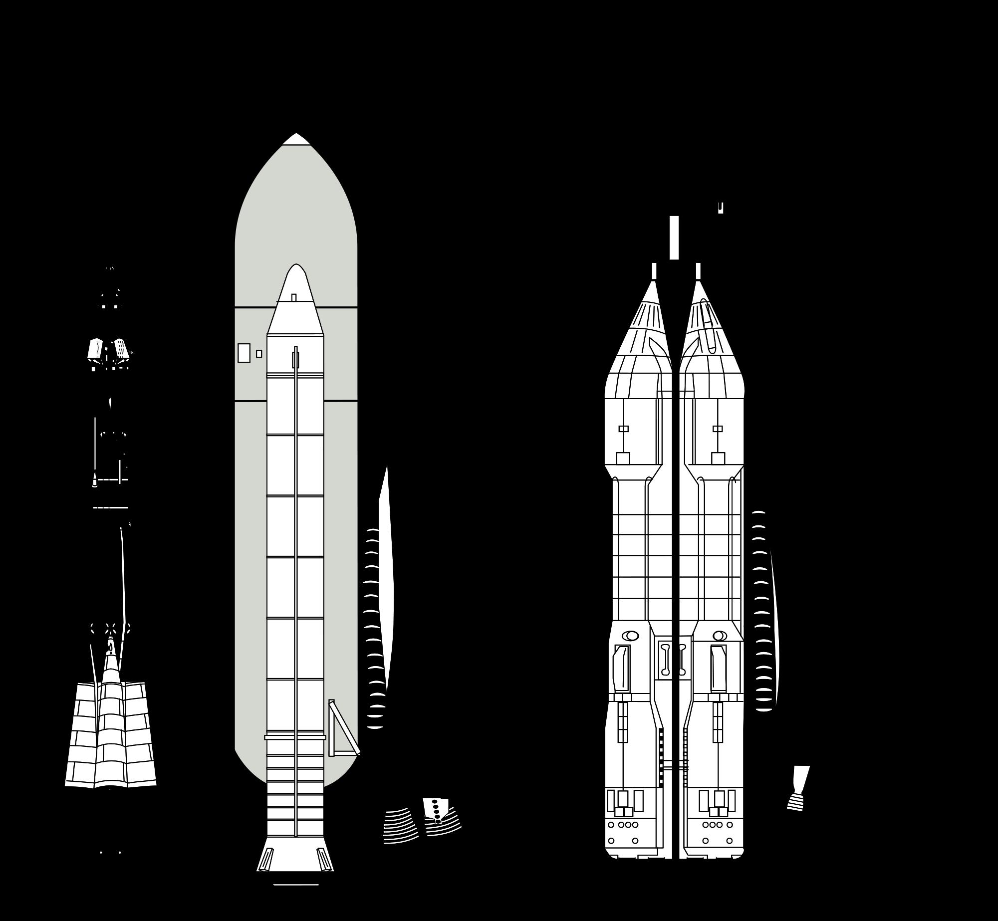 Soyuz Launch Vehicle The American Shuttle Transport