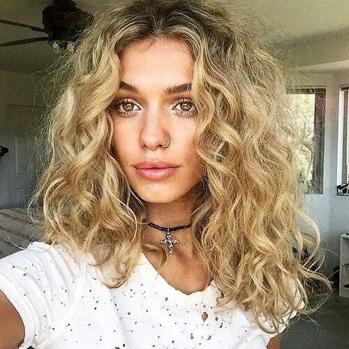 blonde curls. Highlights. http://rnbjunkiex.tumblr.com/post ...