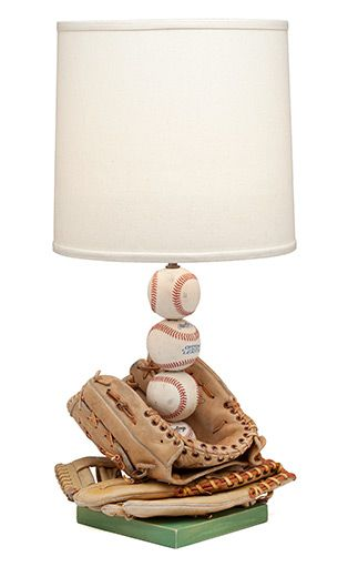 Baseball Lamp Way Too Expensive But Could Maybe Diy My Own Man
