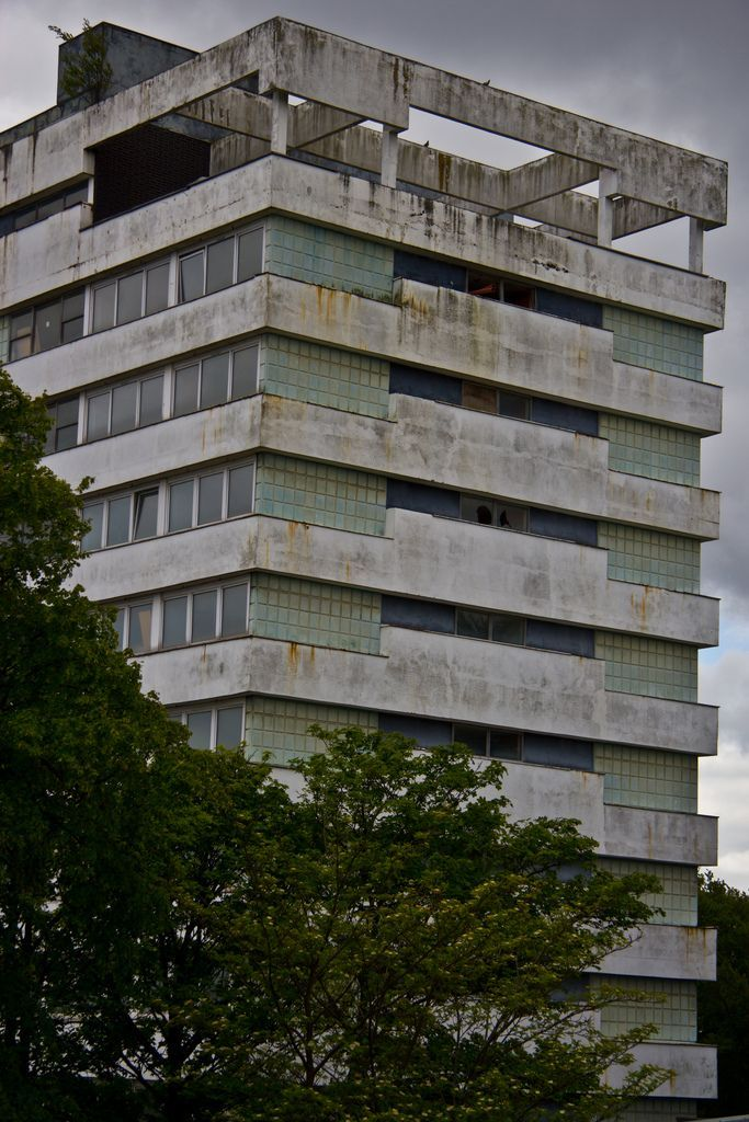 Sheffield S Derelict Hallam Tower Hotel An Abandoned Modernist Icon