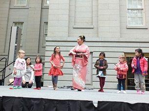 SAAM Cherry Blossom Celebration - National Cherry Blossom Festival