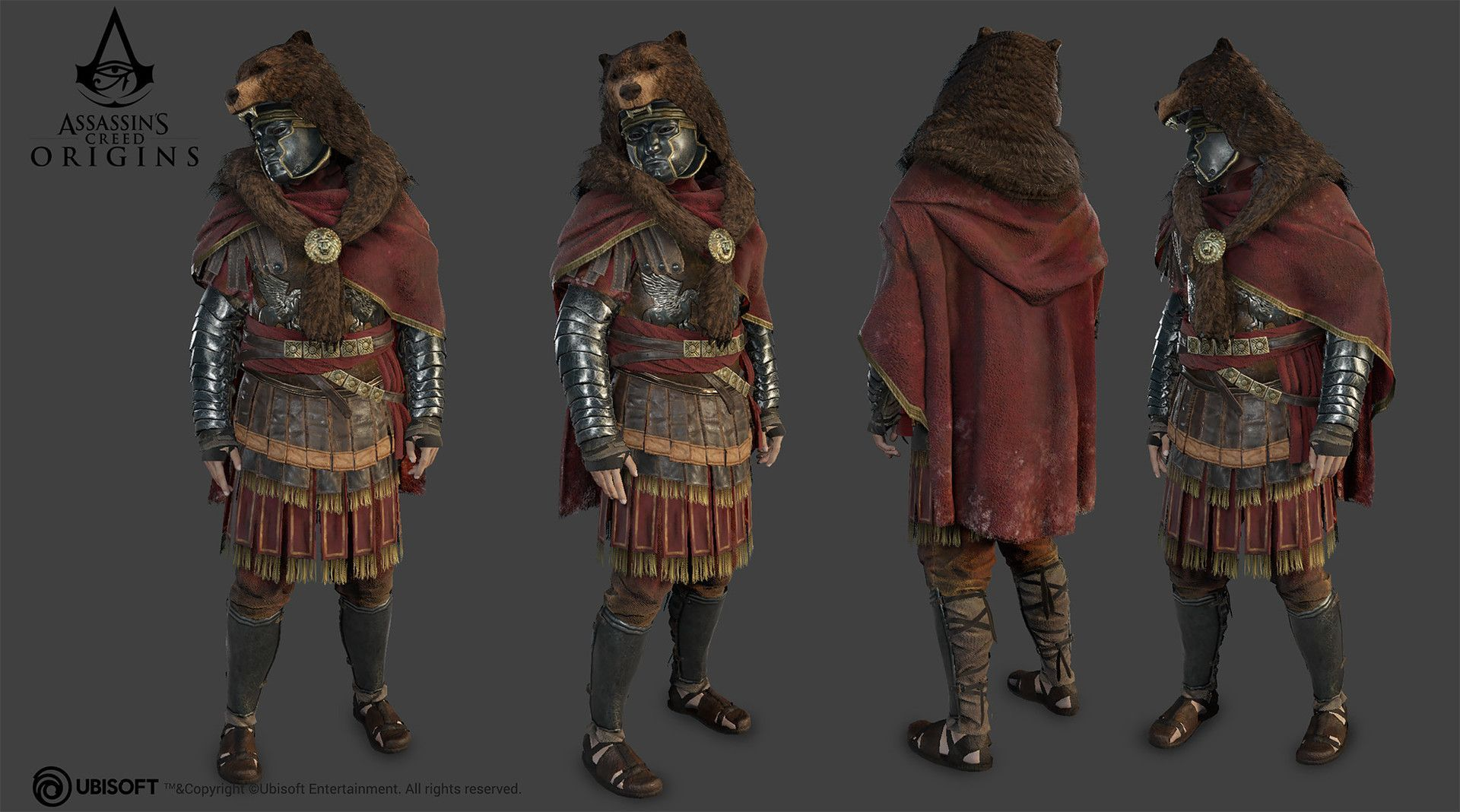 Image Result For Ac Origins Roman Soldier Concept Art With Images