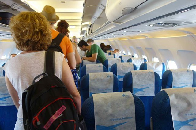 Isn't it great when you board your plane and most of the seats are open for the choosing?! #airplane #airline #airlinepilot #pilot #pilots #pilotswanted #flying #fly #journey #safetravels #boarding #boardingpass #jetset #travel