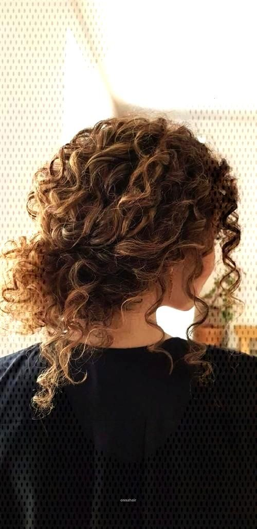 This year curly natural hair reigns supreme. Bridal curly hair updo by ossahair.... This year curly