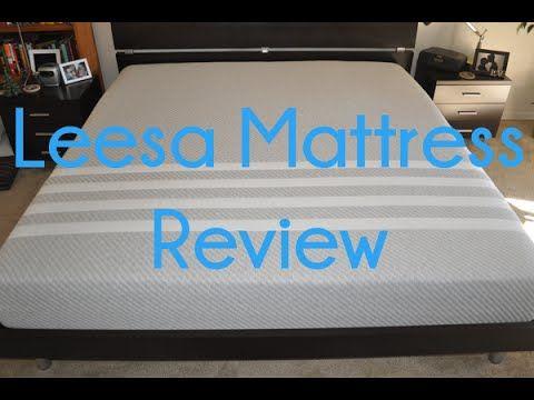Leesa Mattress Review Leesa Mattress Mattresses Reviews Mattress