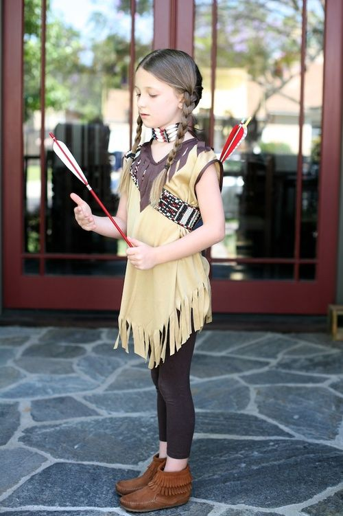 Cutest Sacagawea There Ever Was  Mylifeatplaytime -9179