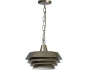 Hanglamp Bitonto - 30 cm - Groen/Grijs - Eth koopt u bij LiL.nl. ✓ Avond- en zondaglevering  ✓ Voor 23:00 besteld, morgen in huis ✓ Gratis verzending vanaf €20.