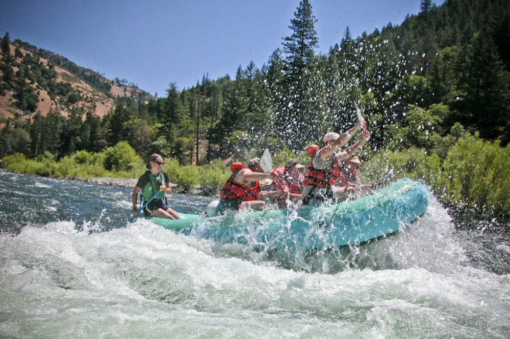 The Insider S Guide To Whitewater Rafting In California Whitewater Rafting Water Adventure Whitewater