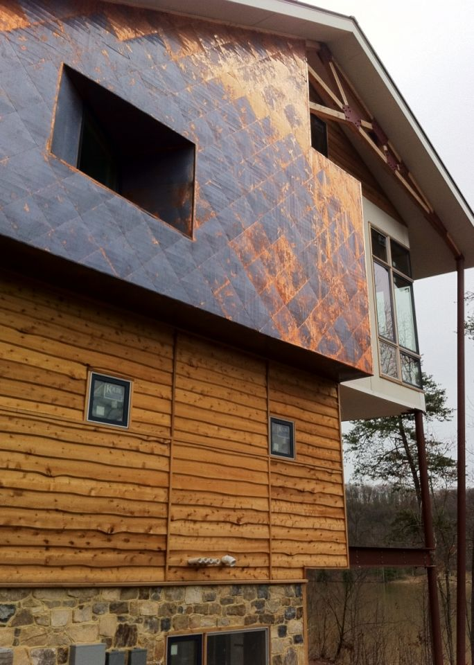 Best An Introduction To Metal Siding With Images Cedar 400 x 300