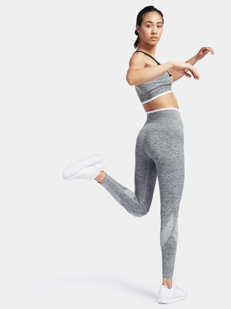 LNDR Six Eight Stripe Cropped Leggings | Fashercise, activewear for the stylishly fit from pinterest 3/25/2019