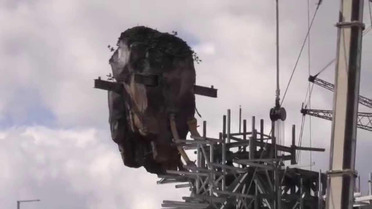Floating Mountains Rise Up Above Pandora World of Avatar