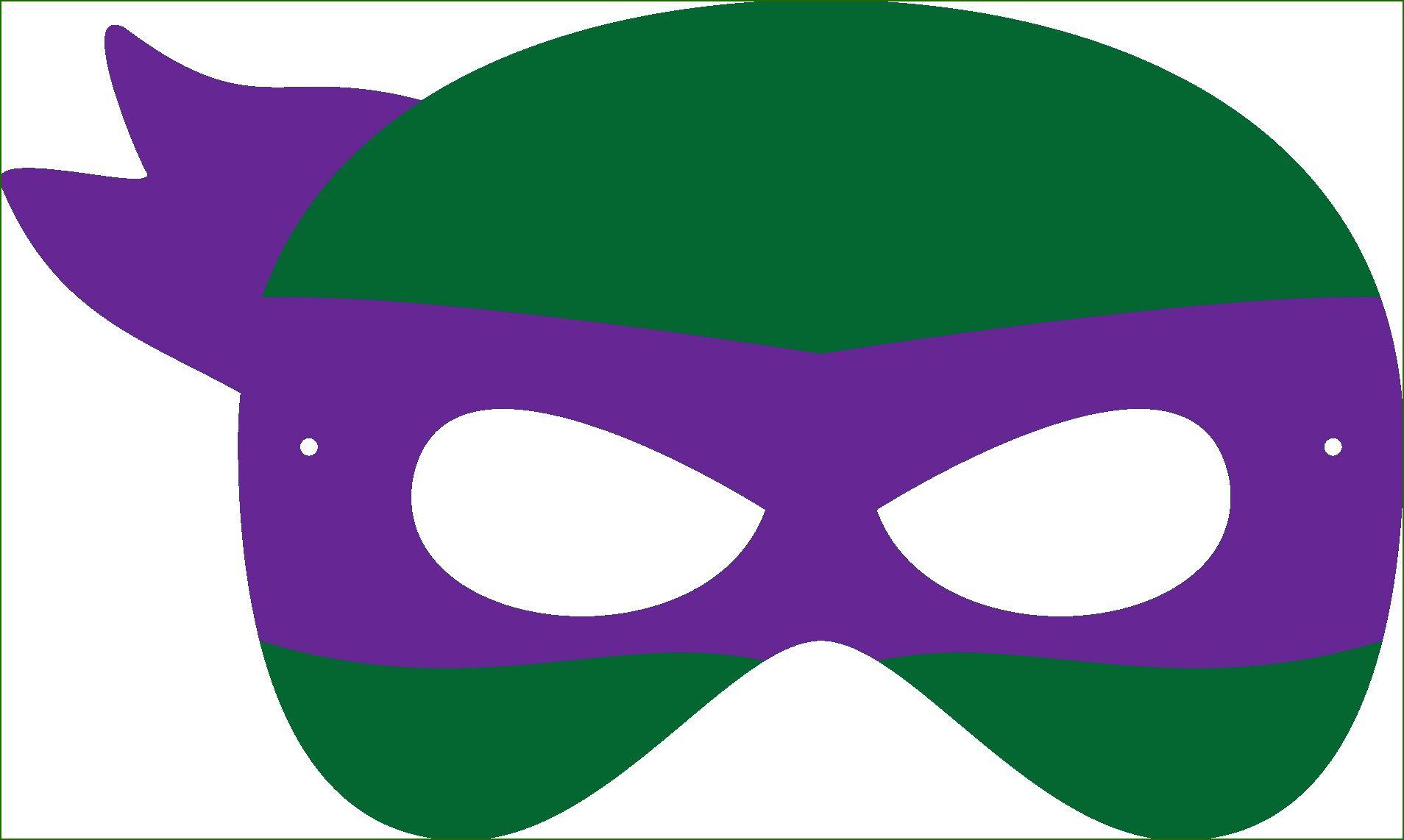19 Awe Inspiring Ninja Turtle Mask Template In 2020 Ninja Turtle Mask Ninja Turtles Birthday Party Ninja Turtles