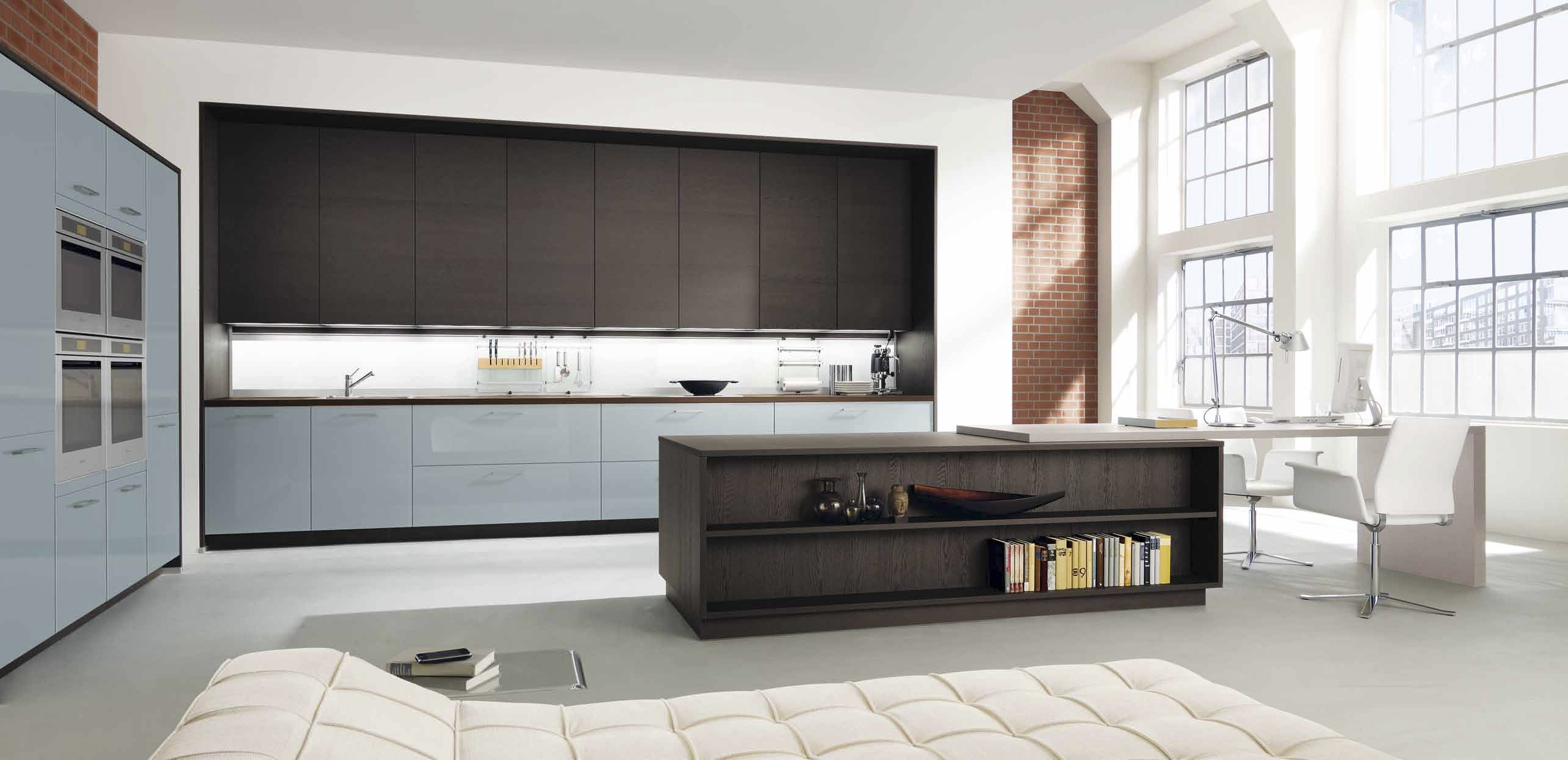 About alno modern kitchens on pinterest modern kitchen cabinets - They Explored A Maritime Inspired Design Which Cause Excitement Worldwide The Company Won Kitchens By Alno Home Inspiration A Modern Kitchen