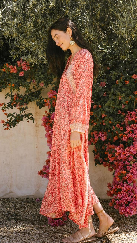 Natalie Martin Fiore Maxi Dress In Shangri La Orchid Soleil Blue Dresses Natalie Martin Maxi Dress [ 1315 x 739 Pixel ]