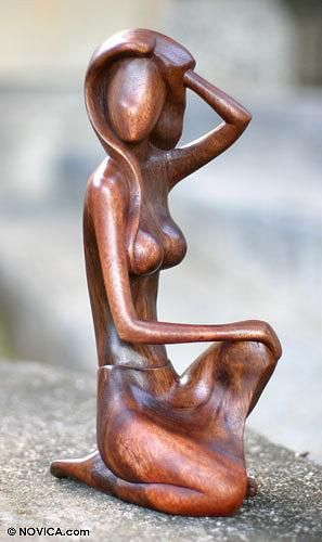 For that sexy nude women wood carvings agree