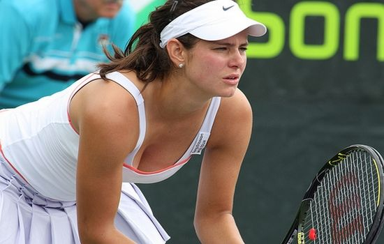 Top 10 Hottest Female Tennis Players In The World 2015 Tennis Players Female Julia Goerges Tennis Players