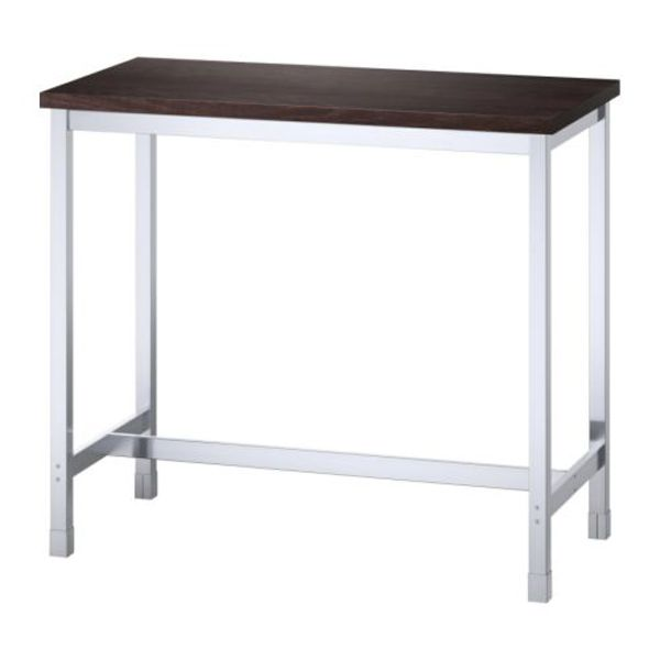 Caprice Glass Bar Table In Grey And Stainless Steel Support Furniture In Fashion Bar Table Glass Bar Table Glass Bar