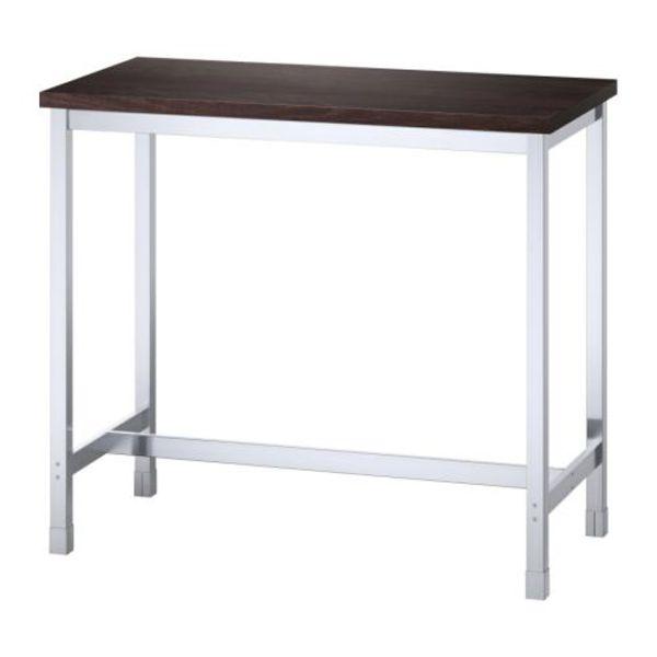 Finesse Rectangular Bar Table 120cm Length X 60cm Width X 105cm