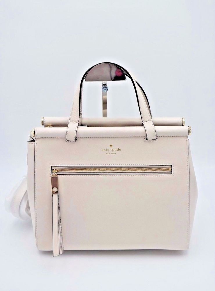 ee23f62c9bf9 NWT Kate Spade New York Royal Place Cherise Leather Satchel Shoulder ...