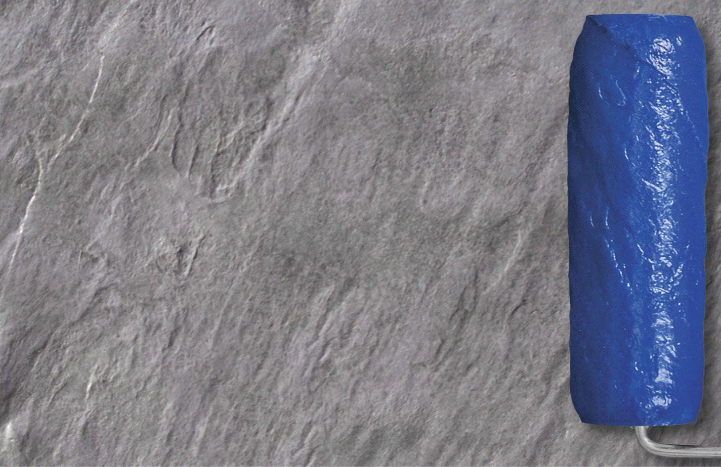 Textured Paint Roller Patterns Italian Slate Texture