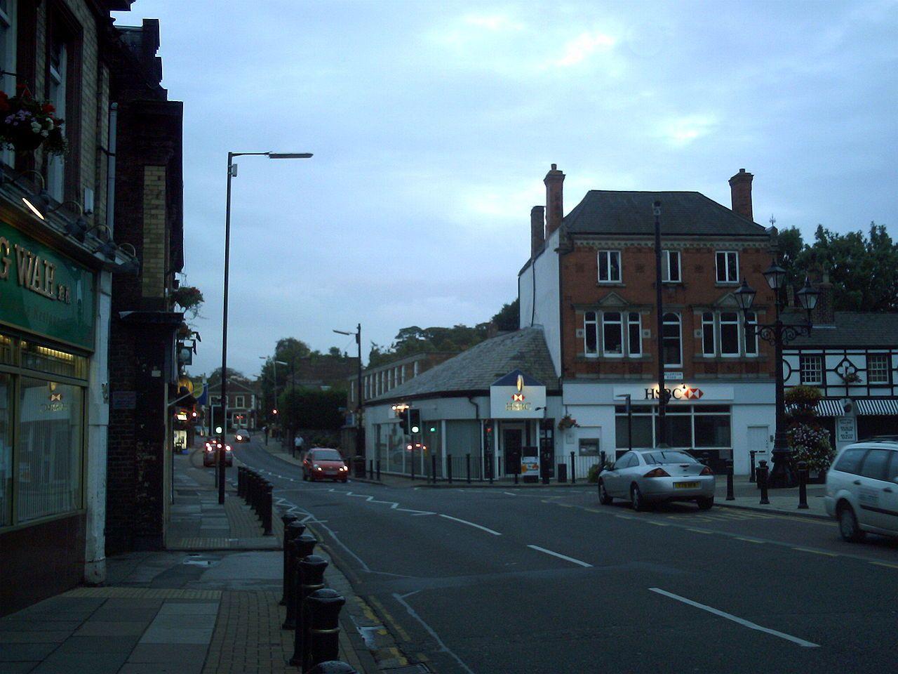 Woolton street