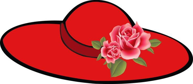 pin by sibyl cumaean on ah feminity takest our breath away rh pinterest com red hat clip art border red hat clipart/queen