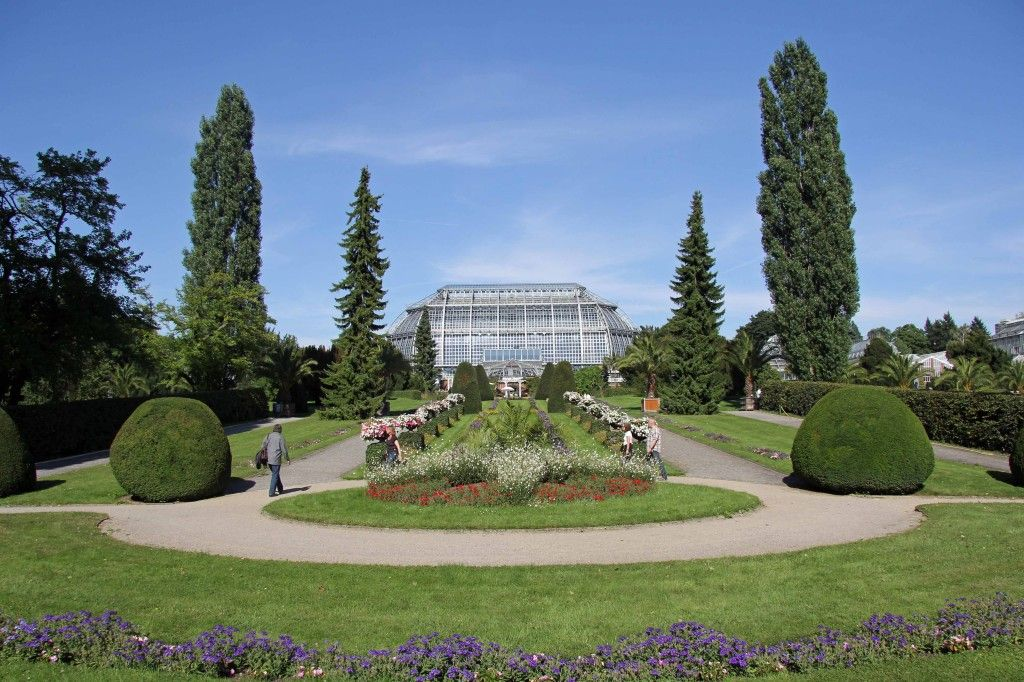 Botanischer Garten Und Botanisches Museum Berlin Dahlem Botanical Gardens Gardens Of The World Italian Garden