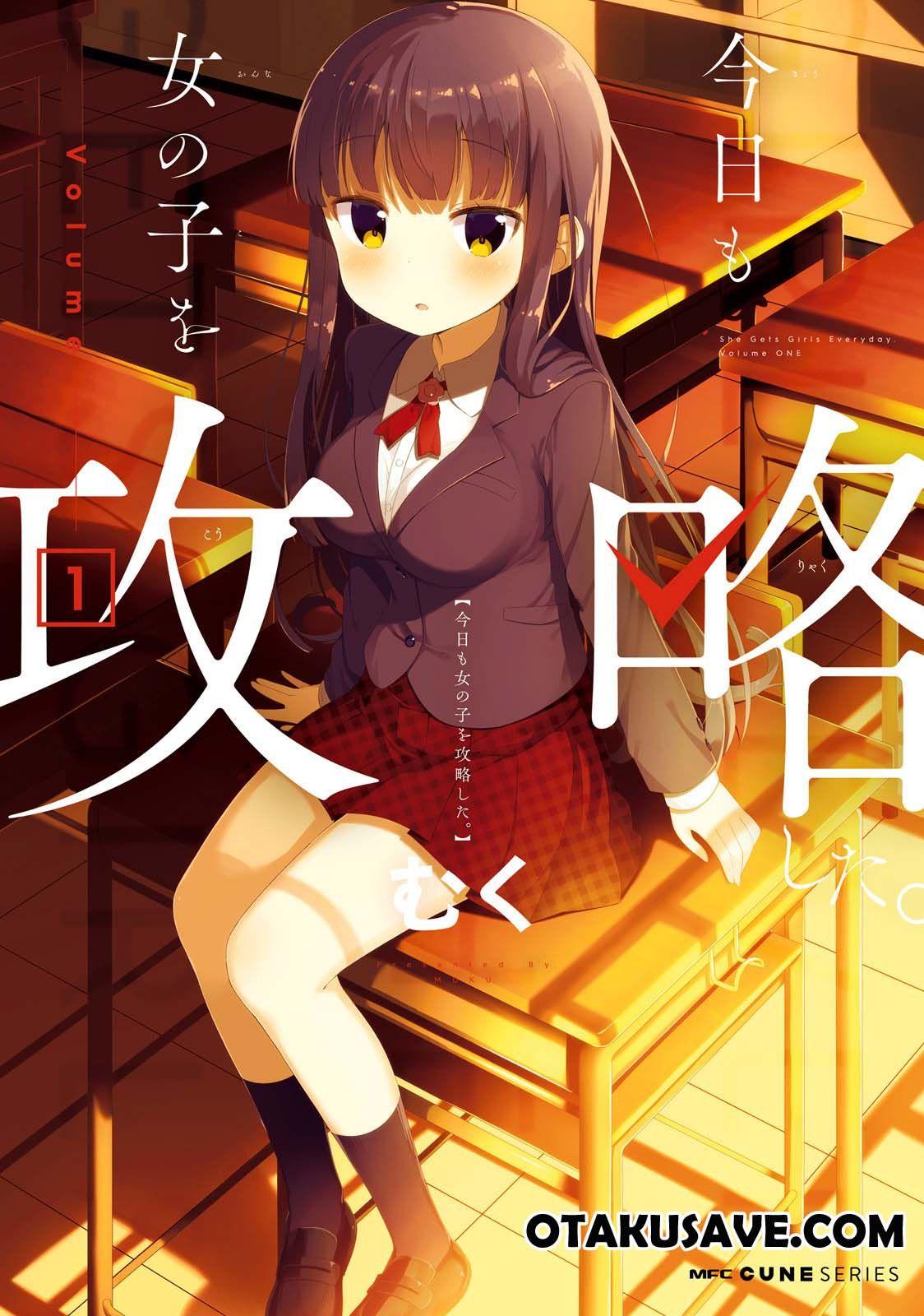 Kyou mo Onnanoko wo Kouryaku shita Chapter 01 Bahasa