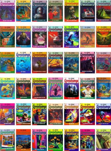 Download collection goosebumps ebook free