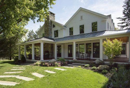 Cummings Architects - Farmhouse Renovation
