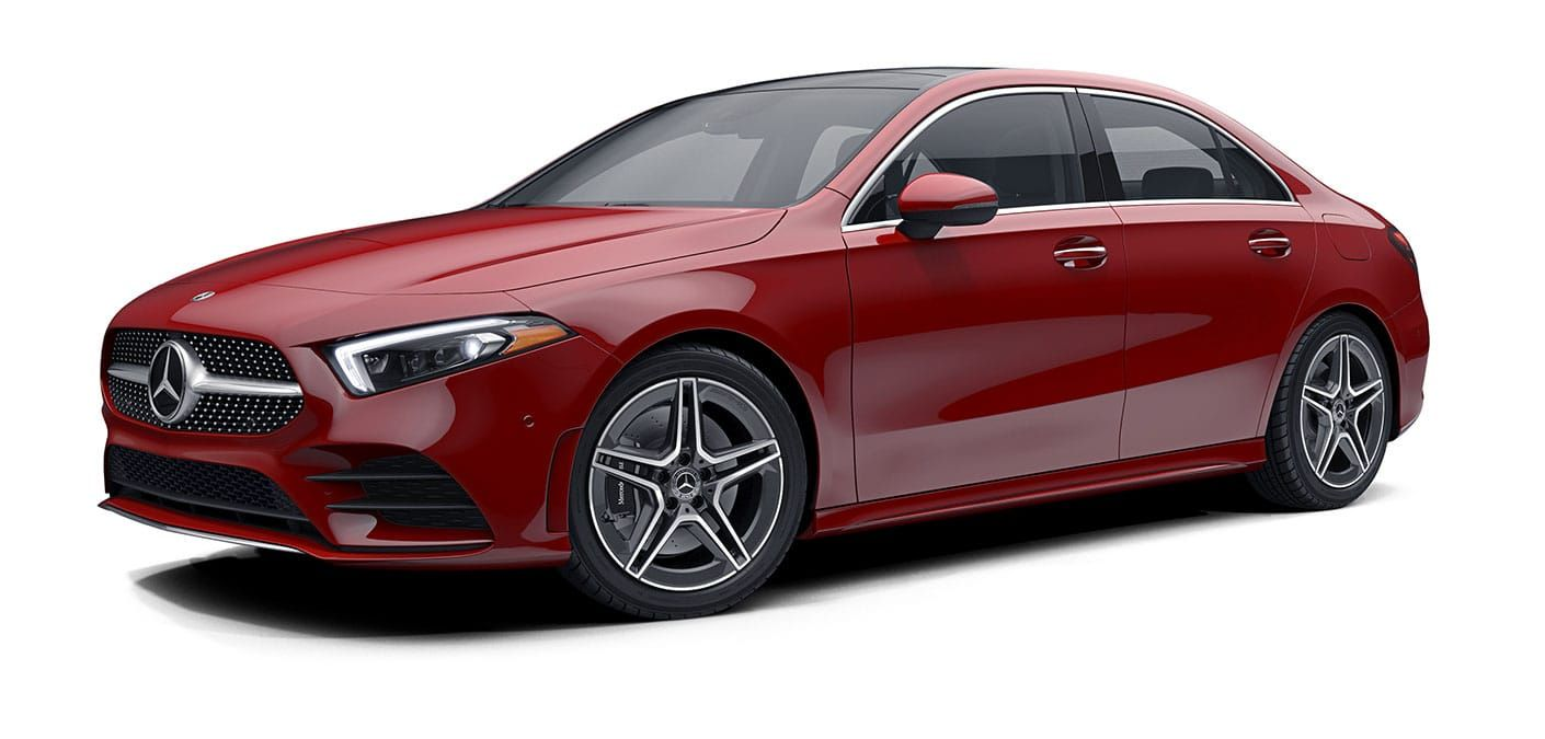 2019 AClass Premium Small Sedan MercedesBenz USA