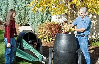 Autumn Composting Tips