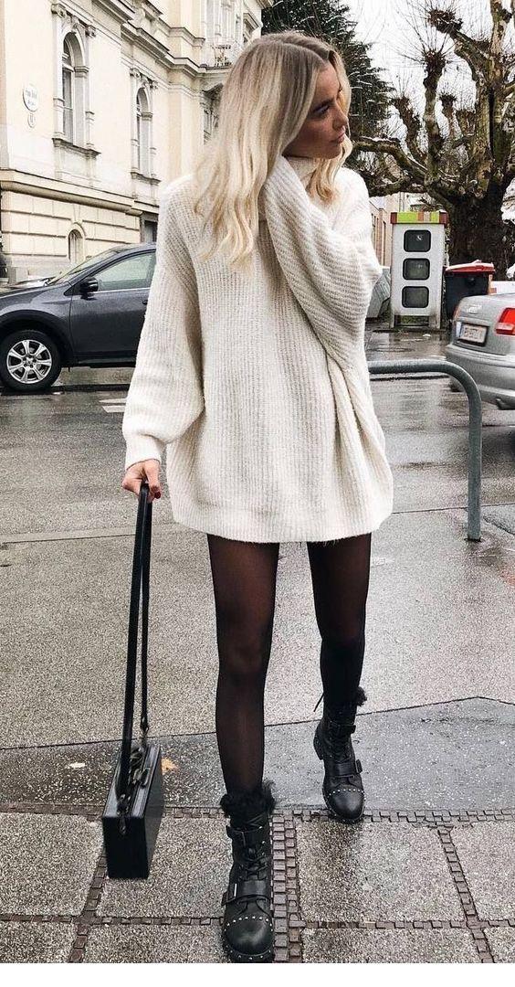 Photo of Schöner Oversize-Pullover – Miladies.web – #Miladiesnet #OversizePullover #schöner