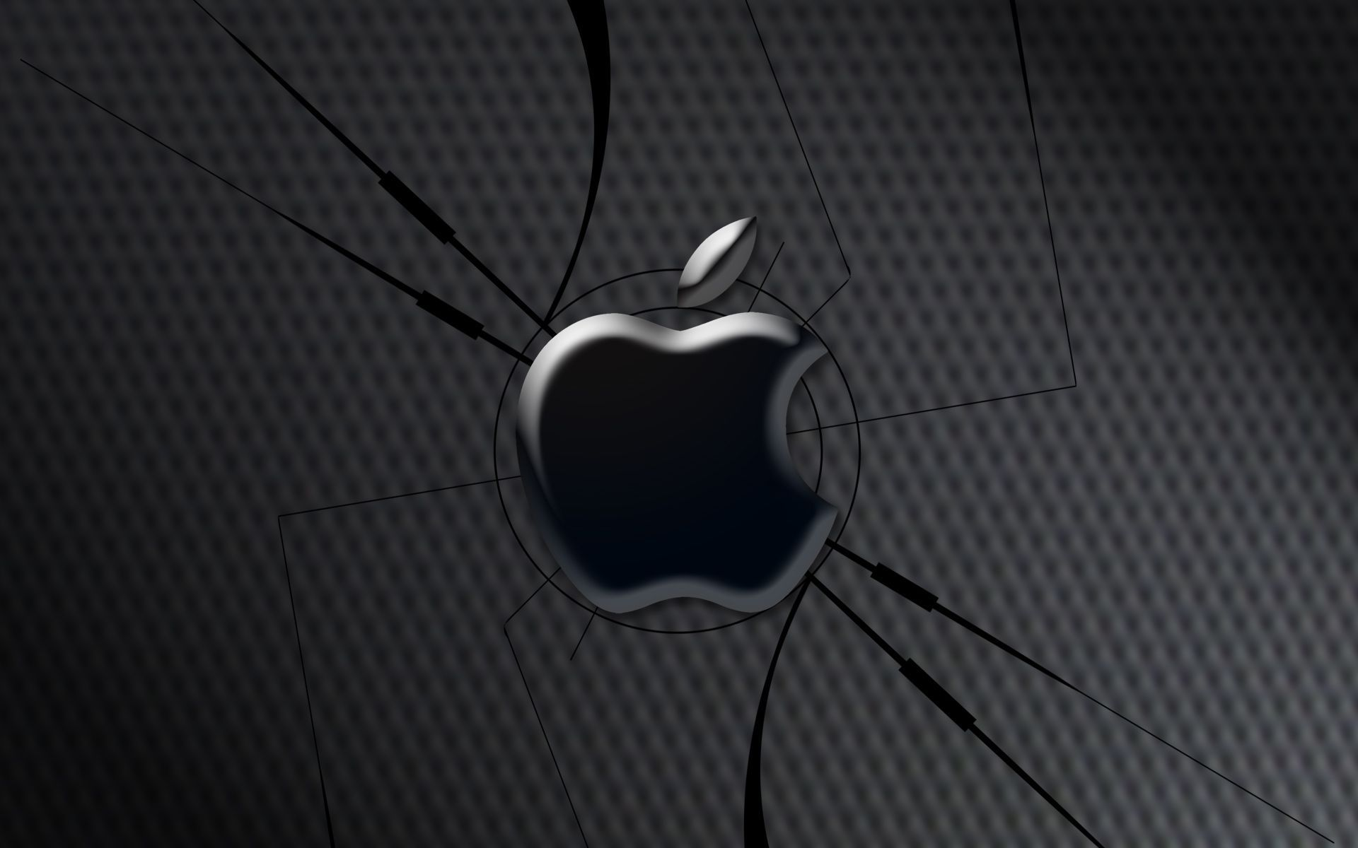 apple black wallpaper hd download