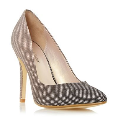 Roland Cartier Neutral ombre pointed toe court shoe- | Debenhams