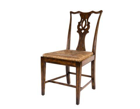 Alden Parkes - Manchester Rustic Side Chair - CDCH-MSTRC/SR