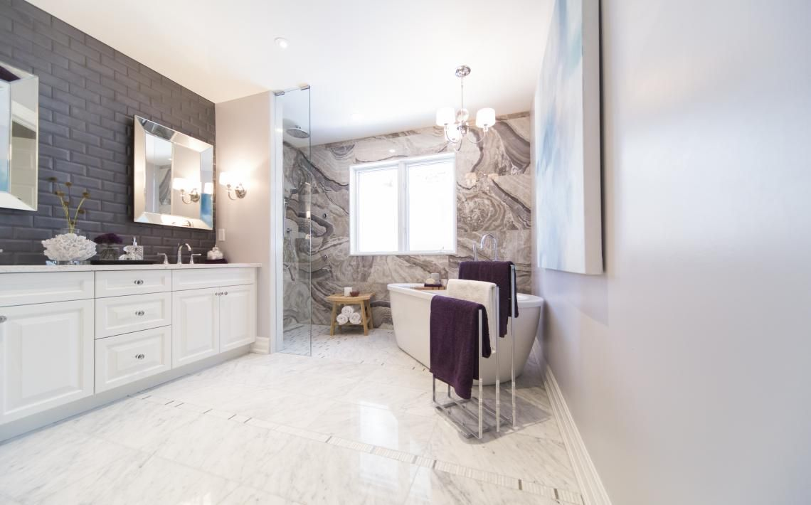 Bathroom by Property Brothers | Home decor | Pinterest | Property ...
